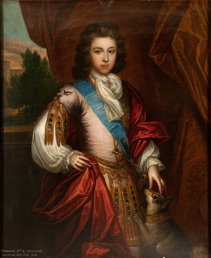 William dubh MacKenzie 5th Earl and 2nd Jacobite Marquis of Seaforth